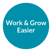 Work & Grow easier