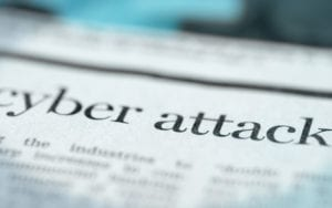 Cyber attack news