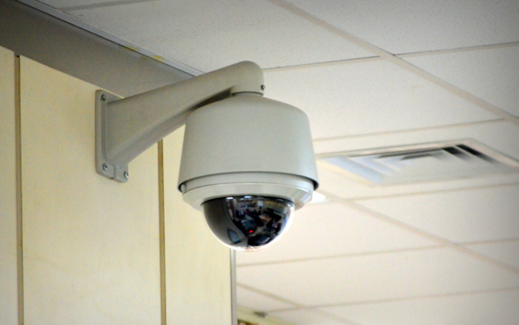 CCTV security camera vulnerable to IOT attack