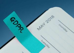 GDPR Deadline 25 May 2018