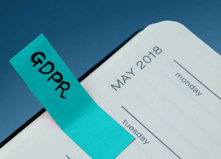 GDPR Deadline 25 May 2018